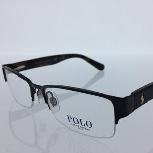 Polo Ralph Lauren PH 1158 9267 BLK Eyeglasses ODU